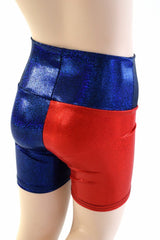 Kids Harlequin Shorts - Coquetry Clothing