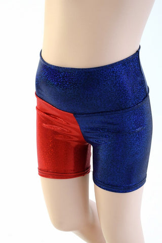 Kids Harlequin Shorts
