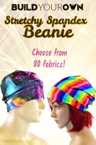 Build Your Own Stretchy Beanie Hat - Coquetry Clothing