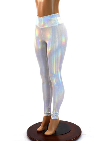 Flashbulb High Waist Leggings - Coquetry Clothing