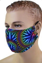 Build Your Own Spandex + 100% Cotton Face Masks - Coquetry Clothing