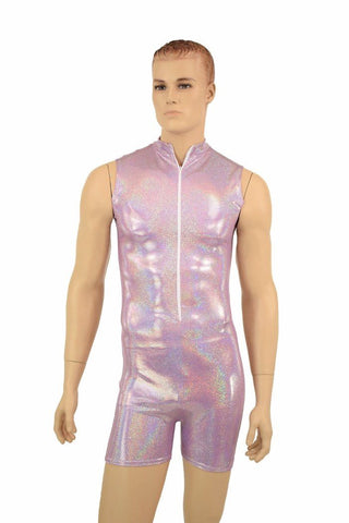 "Mens Lilac ""Stanley"" Romper - Coquetry Clothing"