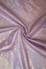 Lilac Holographic Tea for Two Pasties - Coquetry Clothing