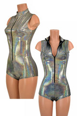 "Sleeveless ""Stella"" Romper - Coquetry Clothing"