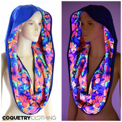 Build Your Own Festival Hood - Coquetry Clothing