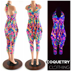 Build Your Own Drop Crotch Jumpsuit - Coquetry Clothing