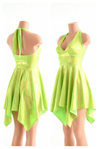 Tink Pixie Hemline Fairy Dress - Coquetry Clothing