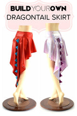 Build Your Own Dragon Tail Skirt