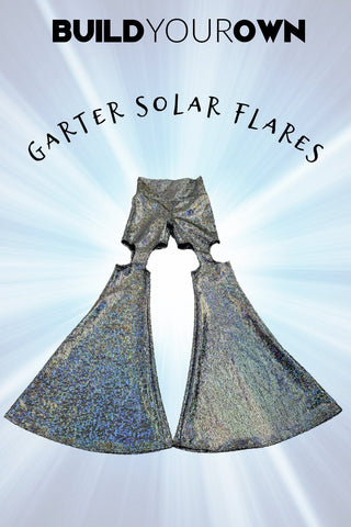 Build Your Own Garter Solar Flares - Coquetry Clothing