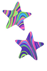 Glow Worm Star Pasties - Coquetry Clothing
