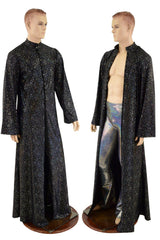 Mens or Unisex Matrix Cloak in Stardust - Coquetry Clothing