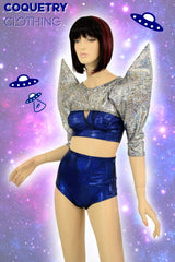 "3PC ""Natalie Nebula"" Space Set - Coquetry Clothing"