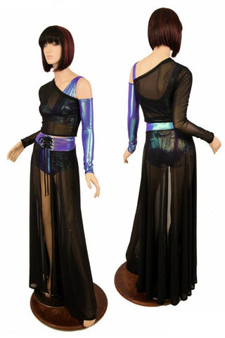 5PC Galactic Goddess Set - Coquetry Clothing