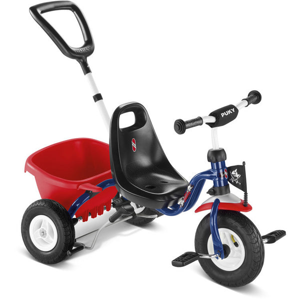 PUKY CAT 1L Tricycle - Capt'n Sharky