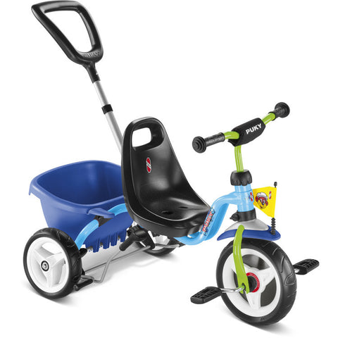 PUKY CAT 1S Tricycle - Blue Kiwi