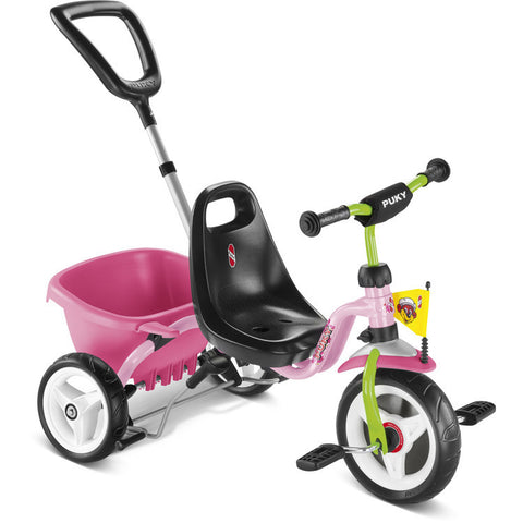 PUKY CAT 1S Tricycle - Rose Kiwi