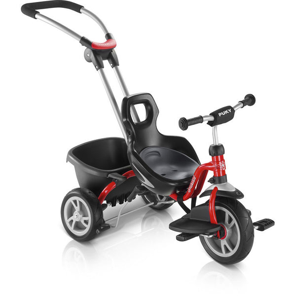 PUKY ceety CAT S2 Tricycle Red