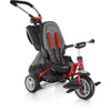 PUKY ceety CAT S6 Tricycle Red