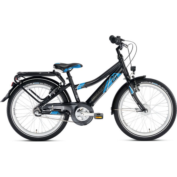 PUKY CRUSADER 20-3 ALU Light Bike - Black