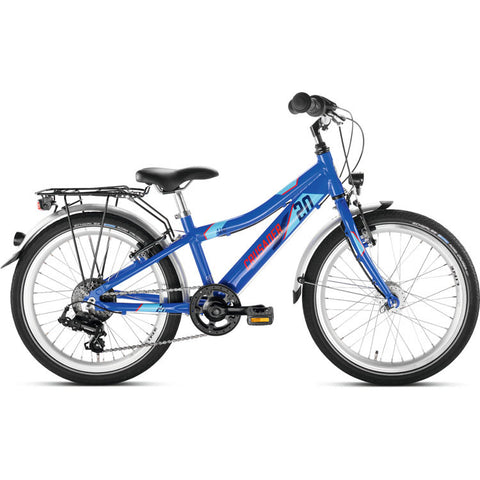 PUKY CRUSADER 20-6 ALU Bike - Blue