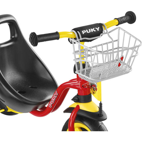 PUKY Handlebar Basket for Tricycles & Scooters
