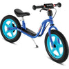 PUKY LR 1L Br Learner Balance Bike -  Football Blue