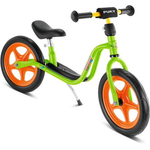 PUKY LR 1 EVA Learner Balance Bike - Kiwi Green