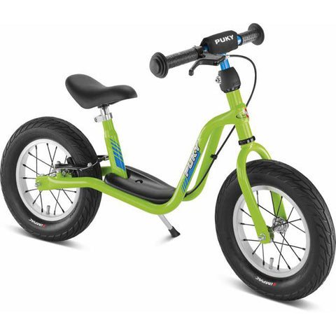 PUKY LR XL Learner Balance Bike - Kiwi Green