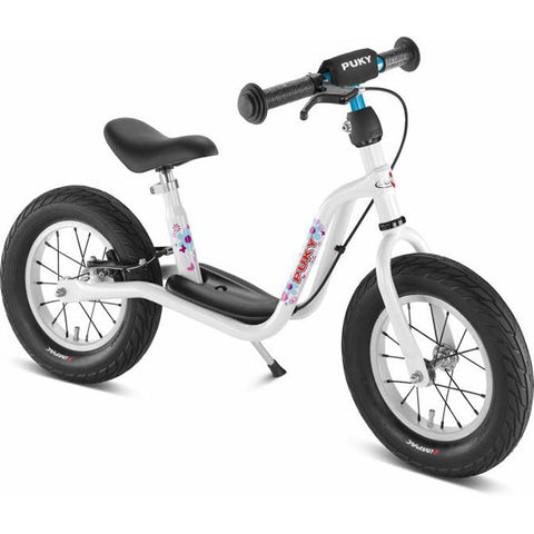 PUKY LR XL Learner Balance Bike - White