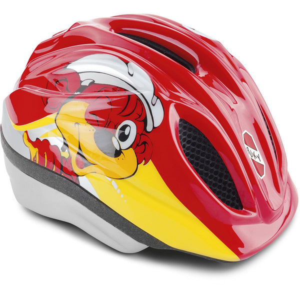PUKY Children's Helmet - Red