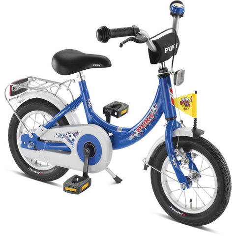 PUKY ZL 12 ALU Bike - Football Blue