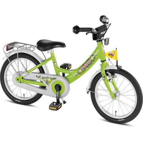 PUKY ZL 18 ALU Bike - Kiwi Green