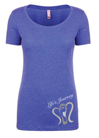 "Ladies ""JOURNEY"" T-Shirt"