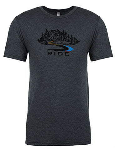 "Unisex ""RIDE"" T-Shirt ( 3 Colors )"