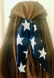 Scrunchies - Red White & Blue