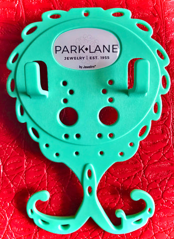 Teal Jewelinx - Parklane