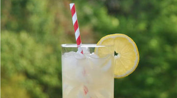 Honey Basil Lemonade