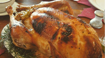 Rosemary Honey Turkey