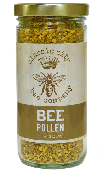 Bee Pollen - Classic City Bee Company