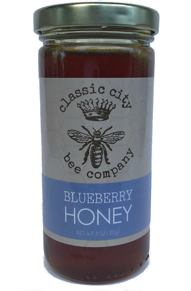 Blueberry Honey - Classic City Bee Company