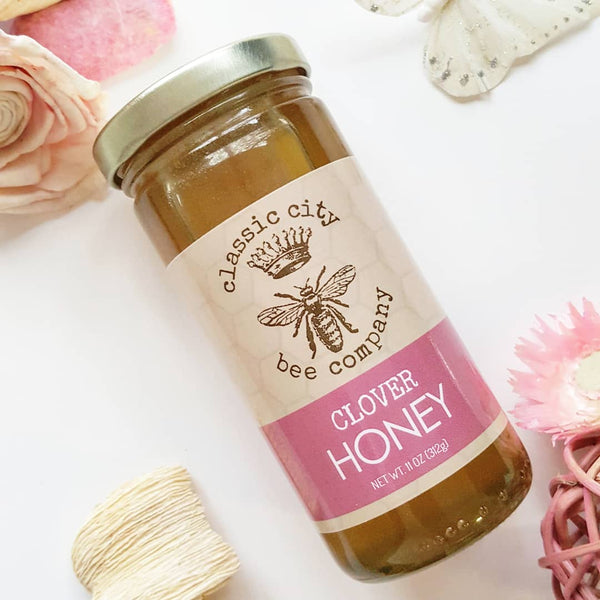 Clover Honey - Classic City Bee Company