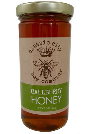 Gallberry Honey - Classic City Bee Company