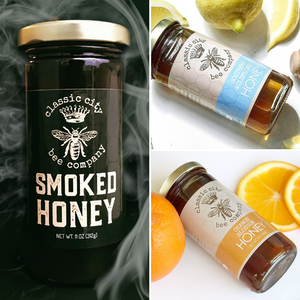 Grilling Honey Gift Set - Classic City Bee Company