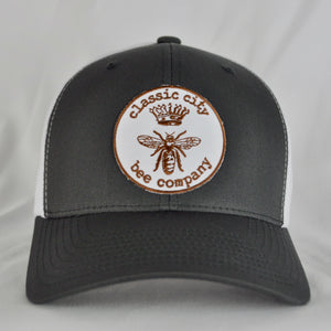 Classic City Bee Trucker Hat - Classic City Bee Company
