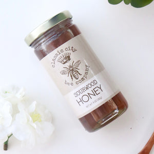 Sourwood Honey - Classic City Bee Company