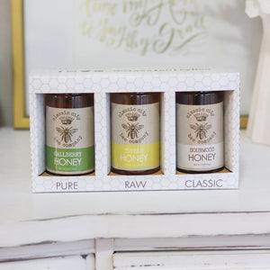Southern Delicacy Gift Set - Classic City Bee Company