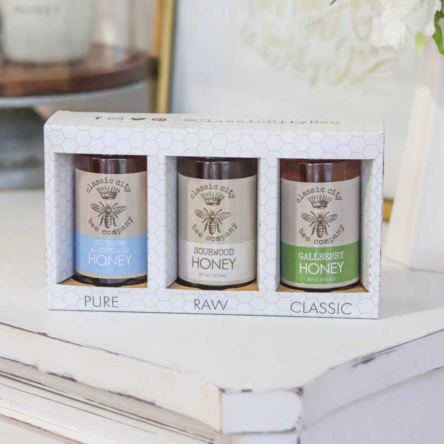 Georgia Grown Gift Set