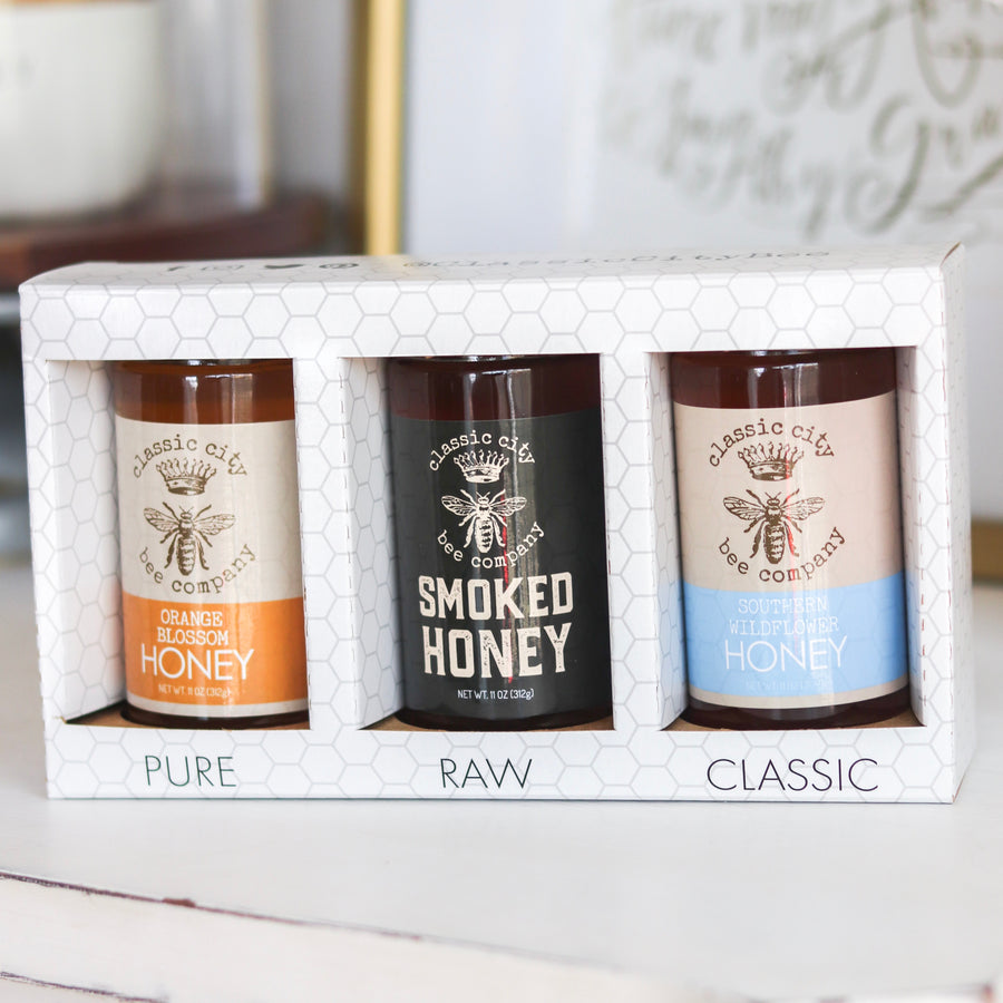 Grilling Honey Gift Set