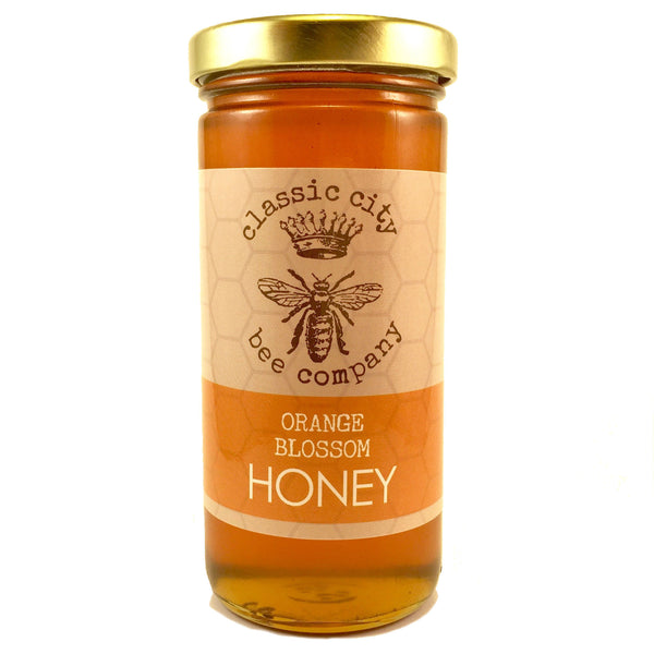 Orange Blossom Honey - Classic City Bee Company