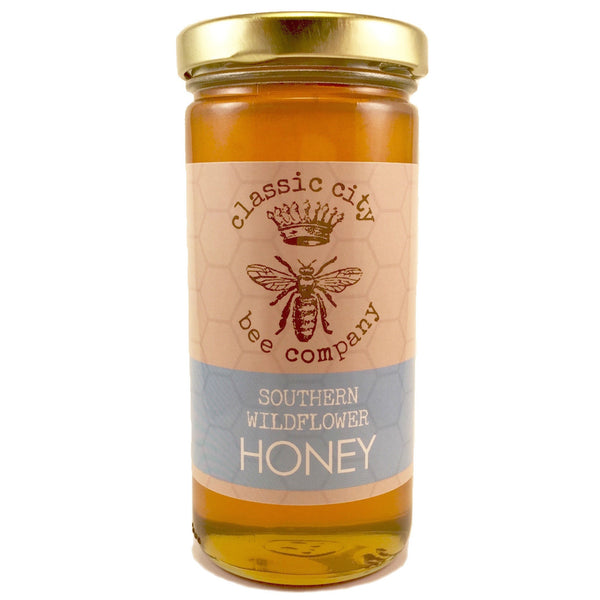 Southern Wildflower Honey - Classic City Bee Company